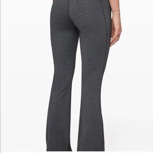 Lululemon Yoga Pants Gray Leggings